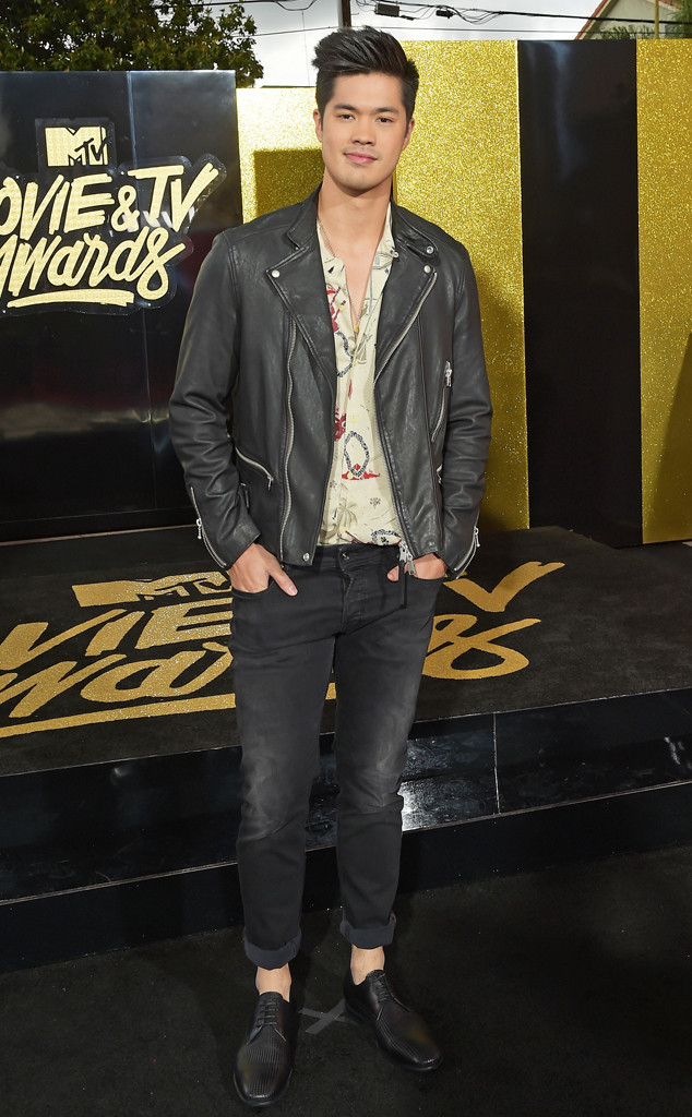 Ross Butler, 2017 MTV Movie And TV Awards