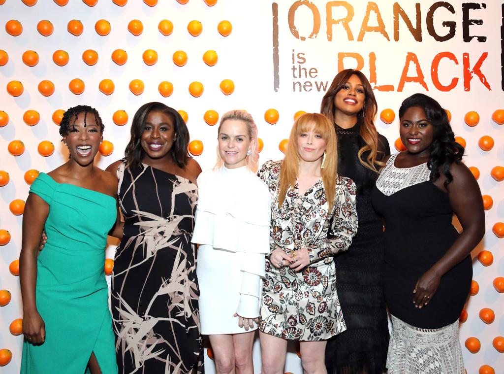 Samira Wiley, Uzo Aduba, Taryn Manning, Natasha Lyonne, Laverne Cox, Danielle Brooks