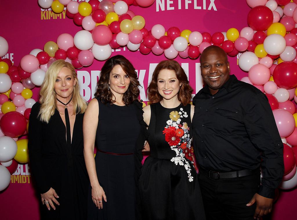 The Power Of Kimmy Schmidt How Tina Fey The Netflix Series Changed The Lives Of Ellie Kemper Jane Krakowskiuss Burgess