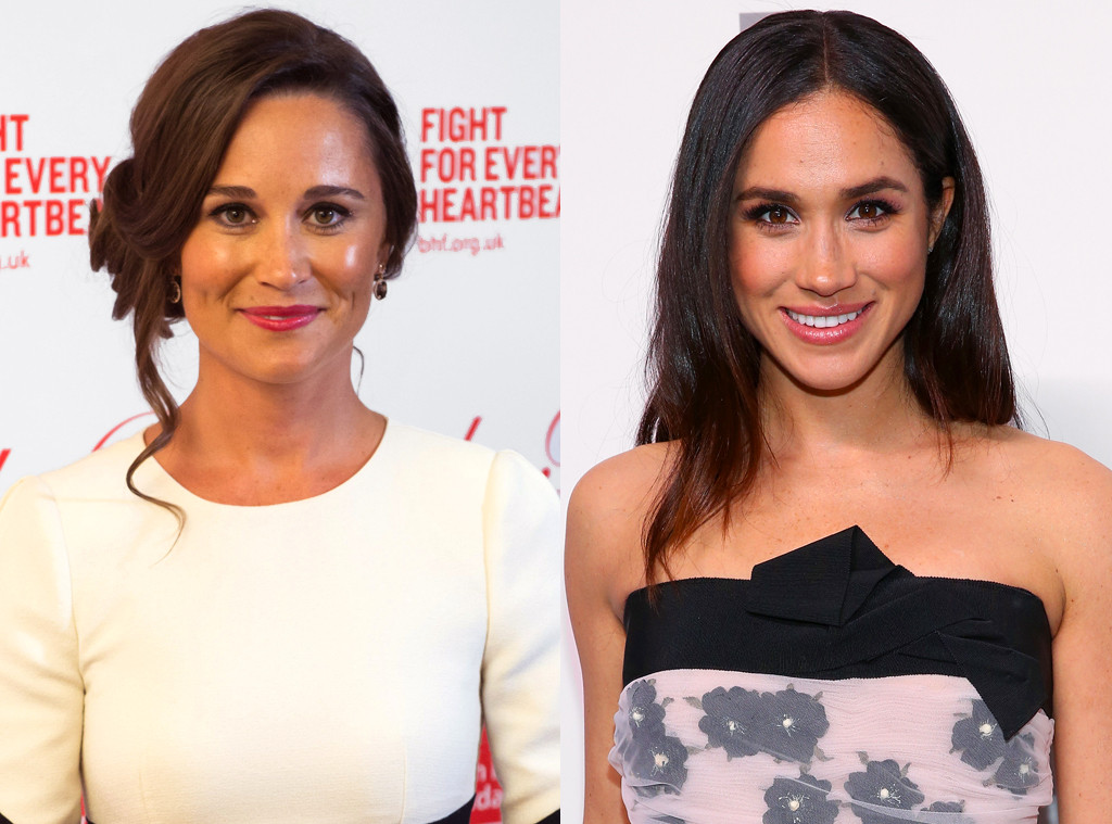 Meghan Markle Pippa Wedding.Meghan Markle Scored The Invite To Pippa Middleton S Wedding