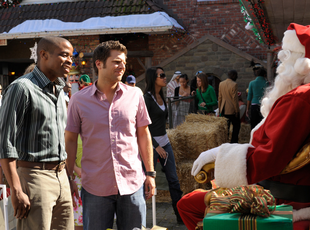 Psych Reunion Movie, James Roday, Dule Hill