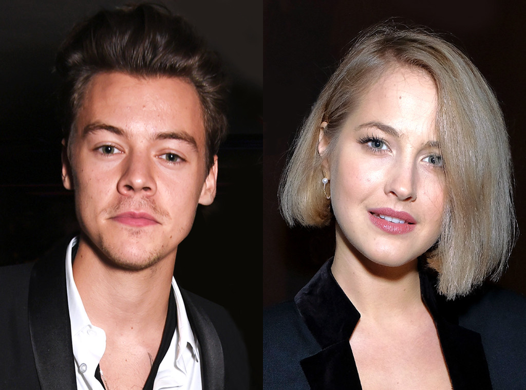 5 Things to Know About Harry Styles Rumored Girlfriend