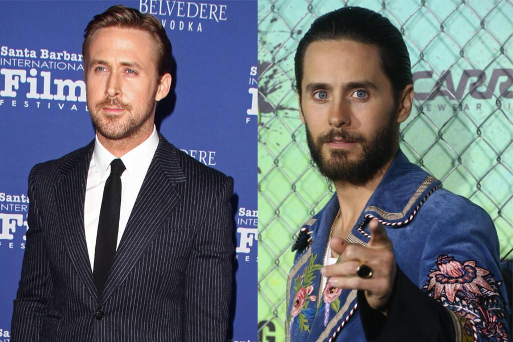 Jared Leto, Ryan Gosling
