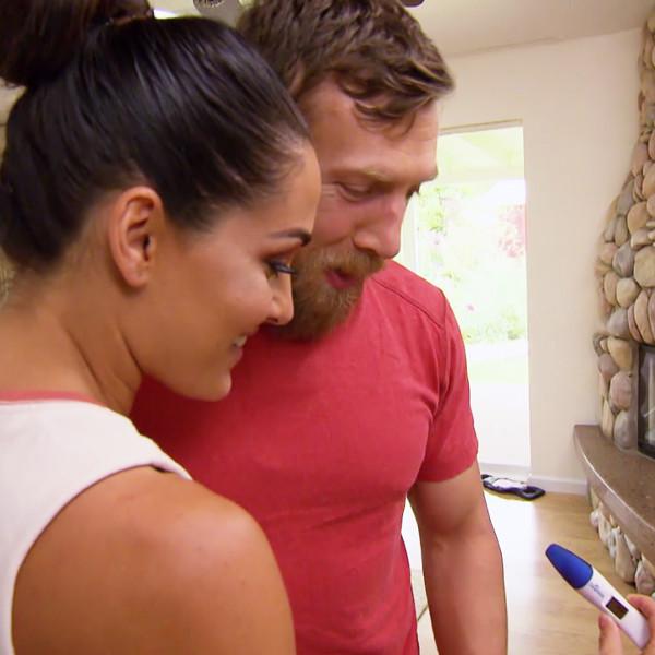 Brie Bella, Daniel Bryan, Total Divas, Total Divas 616