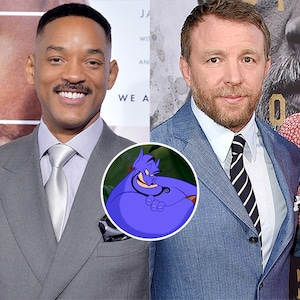 Will Smith, Guy Ritchie, Genie