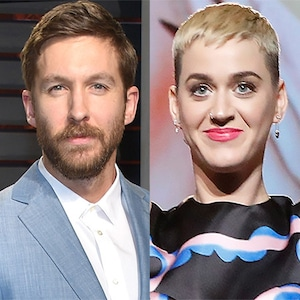 Katy Perry, Calvin Harris