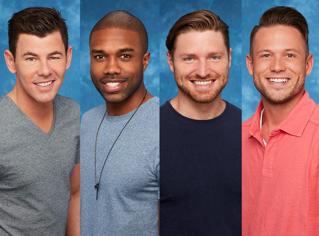 The Bachelorette, Lee, DeMario, Lucas, Blake E
