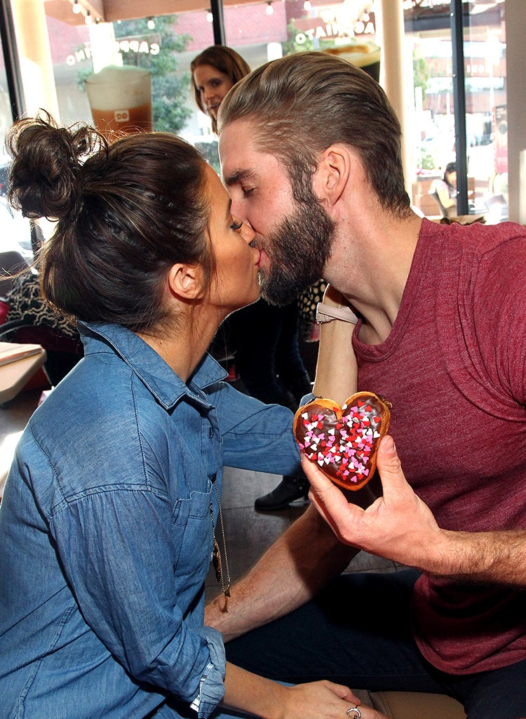 Kaitlyn Bristowe, Shawn Boothe, National Donut Day