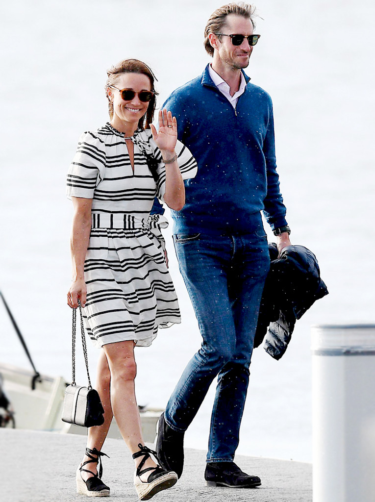 f1569cfafb Everything Pippa Middleton Has Worn on her Honeymoon