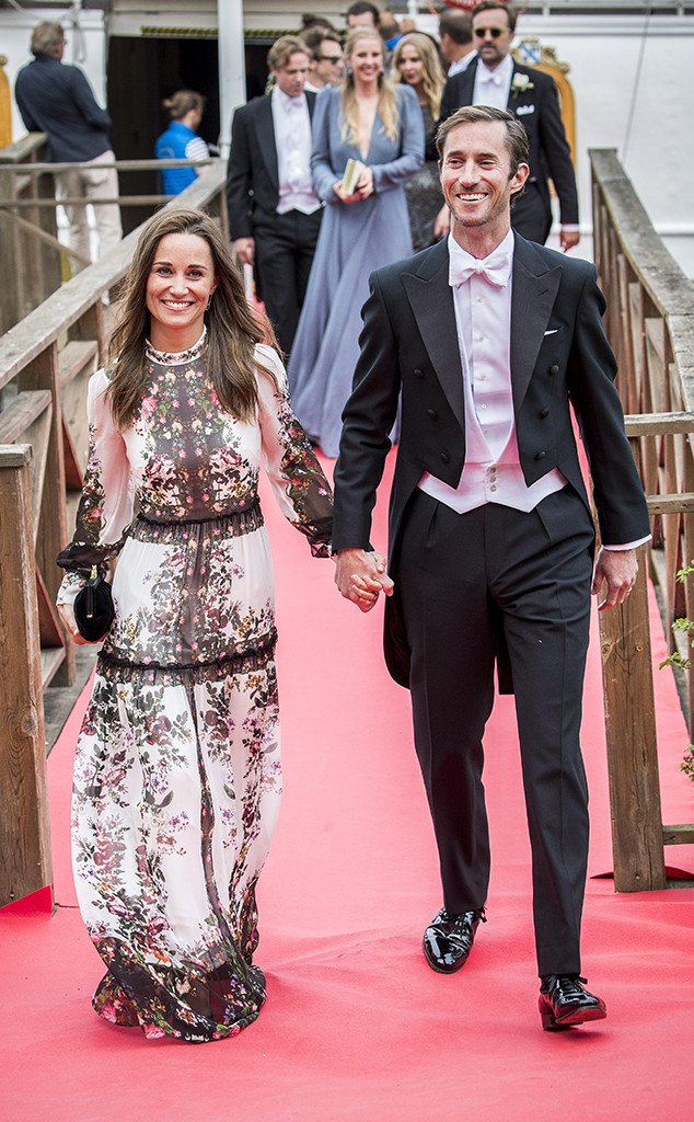 Pippa Middleton, James Matthew