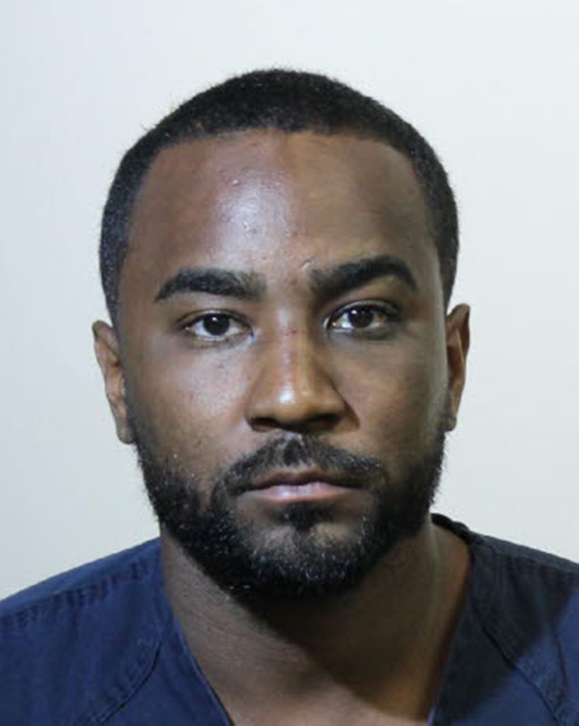 Nick Gordon, Mugshot