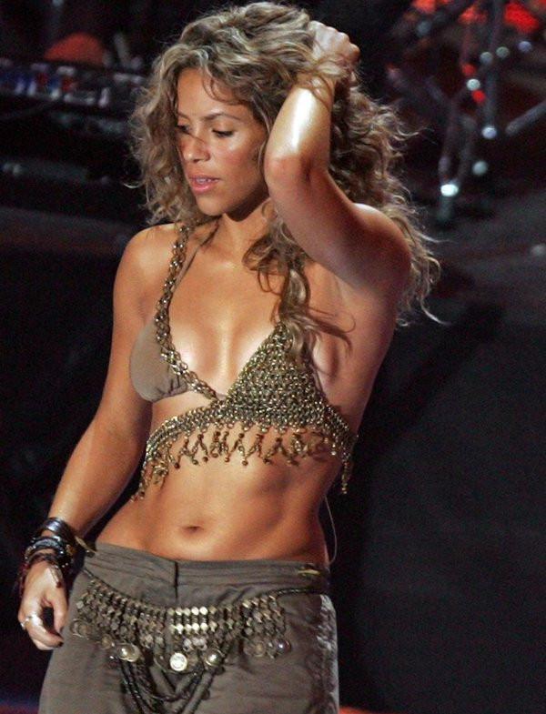 Shakira, MTV VMA