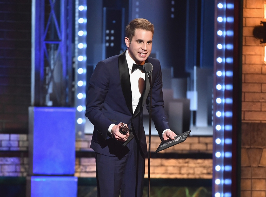 Ben Platt, 2017 Tony Awards