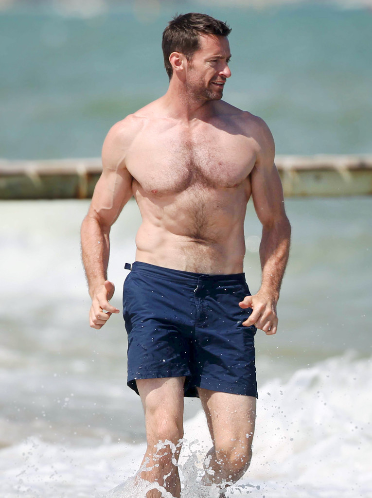 The Swim Shorts Every Celeb Dad Is Wearing  E News-4747
