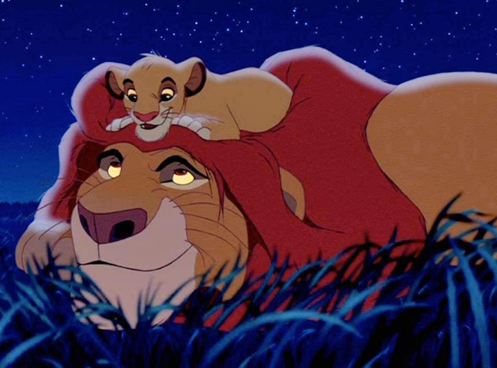 The Lion King, Simba, Mufasa, Best Animated Dads