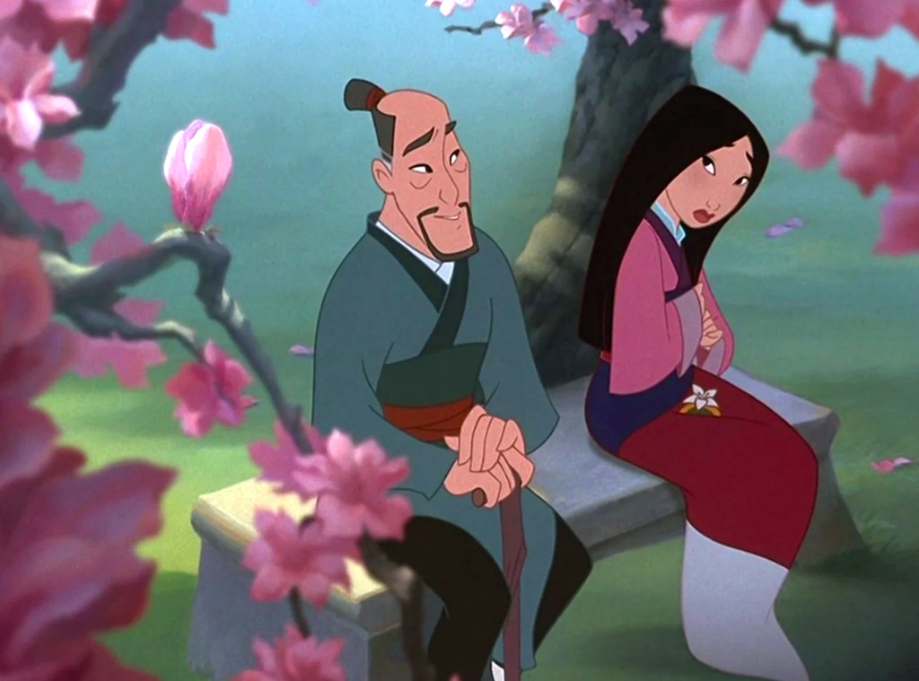 Mulan, Fa Zhou, Best Animated Dads