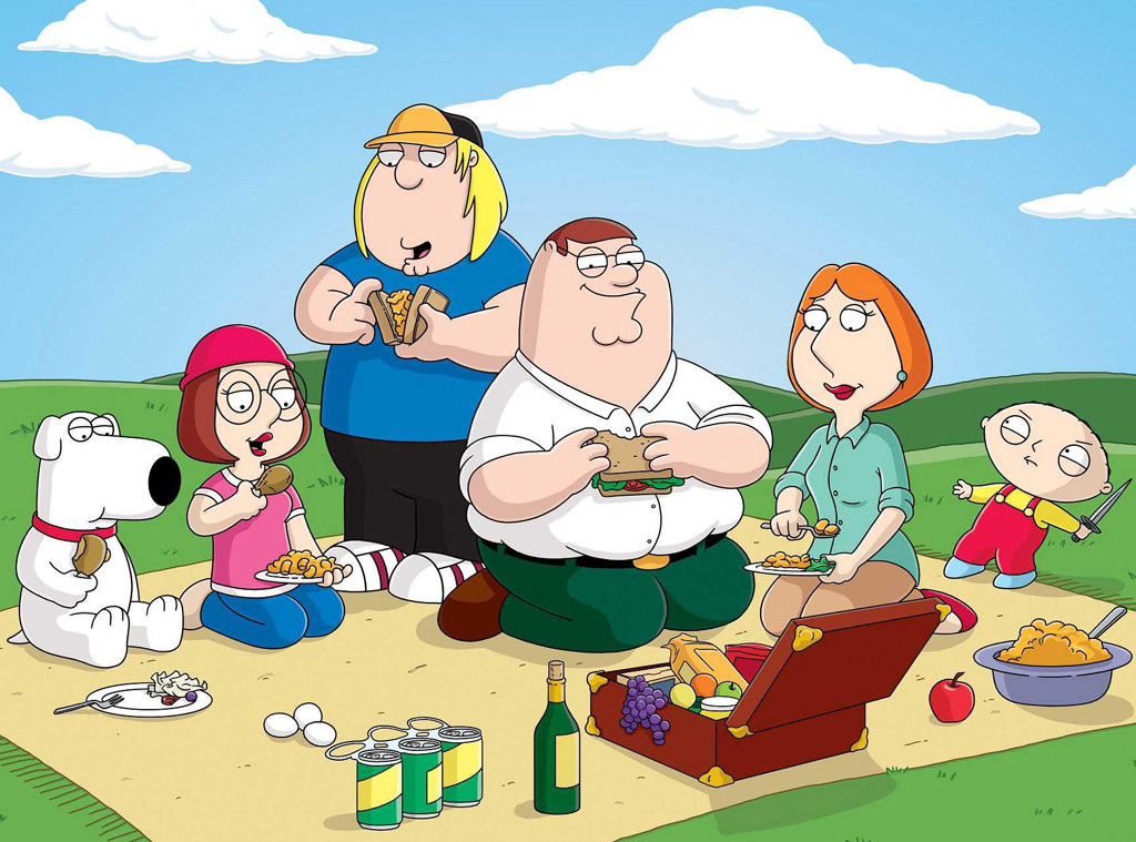 Family Guy, Peter Griffin, Best Animated Dads