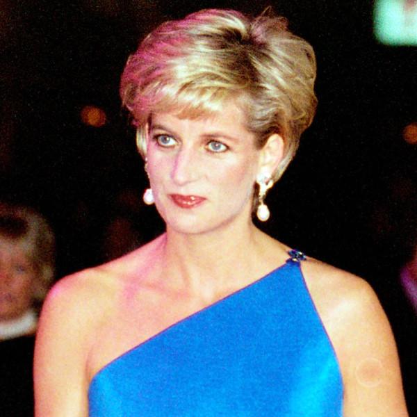 Princess Diana, 1996