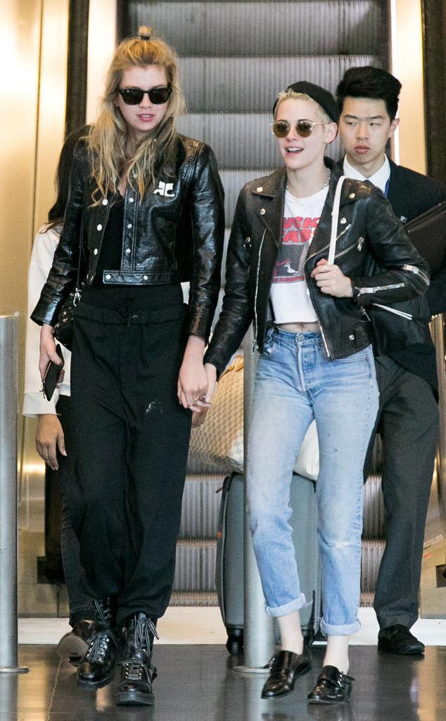 Stella Maxwell, Kristen Stewart