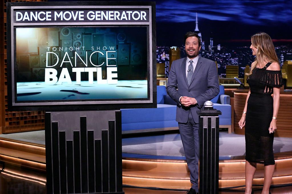 Heidi Klum, The Tonight Show Starring Jimmy Fallon