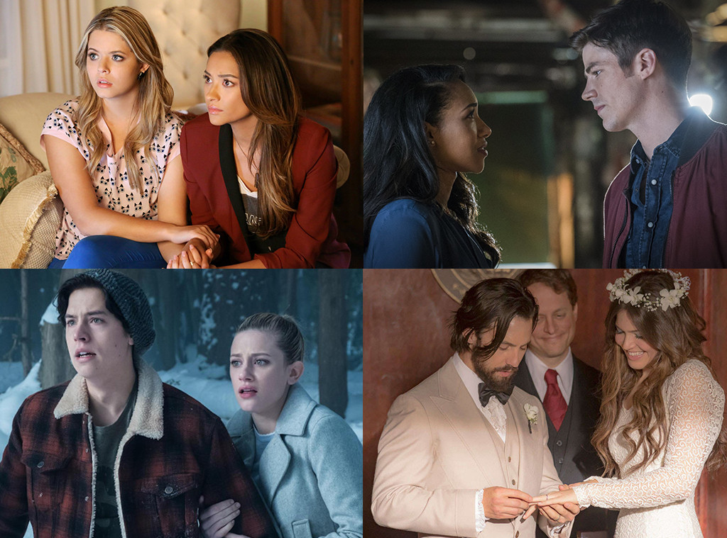 Best Couple, Pretty Little Liars,  The Flash, Riverdale, This Is Us