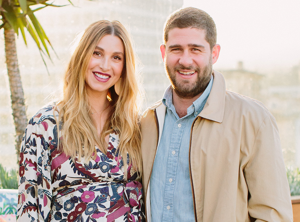 Whitney Port, Tim Rosenman, Amazon Baby Shower