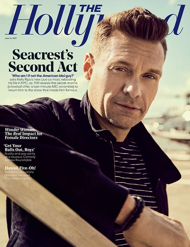Ryan Seacrest, The Hollywood Reporter