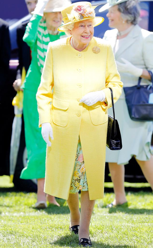 ESC: Queen Elizabeth II