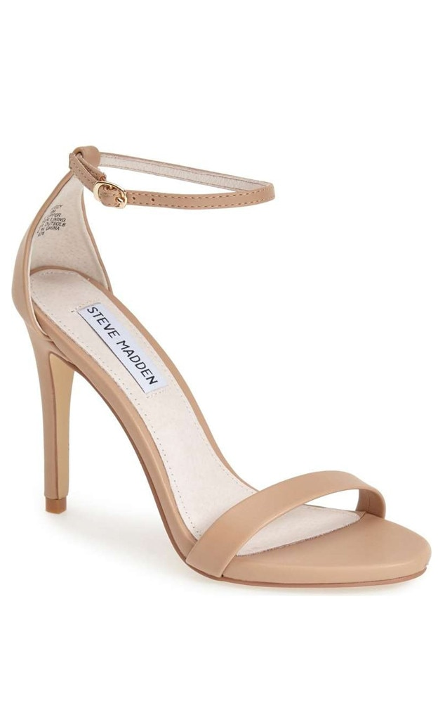 2aa8edcaf57 Steve Madden from 17 Nude Heels That Will Go With All of the Summer ...