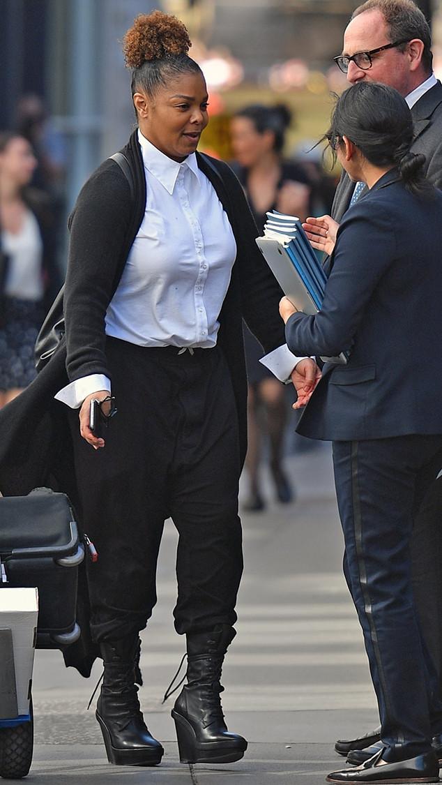 Wissam Al Mana >> Janet Jackson And Wissam Al Mana Face Off In Divorce Court E News
