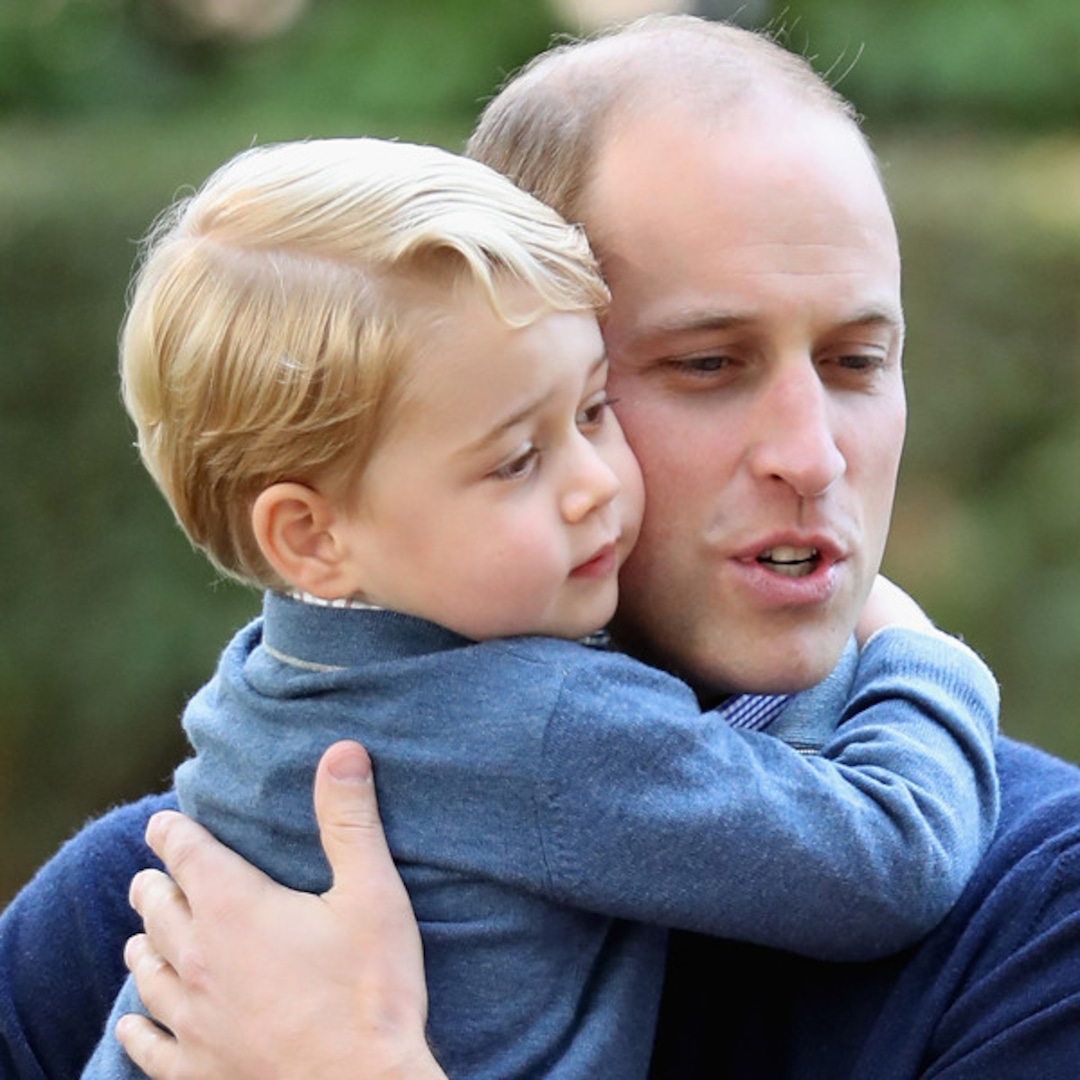 Birthday Boy Prince George Is All Grown Up in New Photo Taken By Mom Kate Middleton