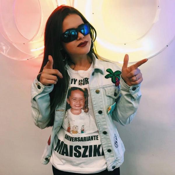 Maisa Silva, Instagram