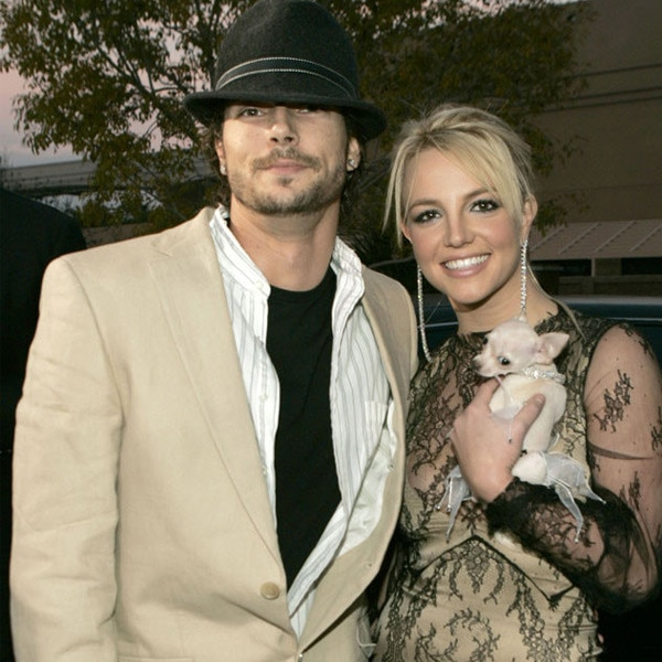 Britney spears dating backup dancer