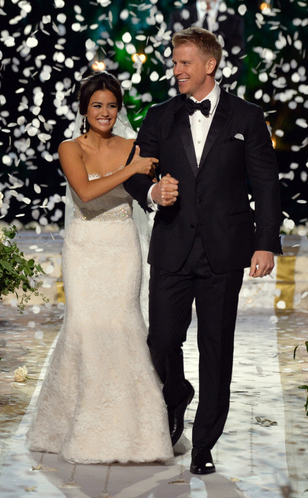 The Bachelor, Sean Lowe, Catherine Giudici, Wedding
