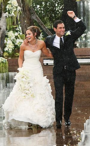 The Bachelor, Jason Mesnick, Molly Malaney, Wedding