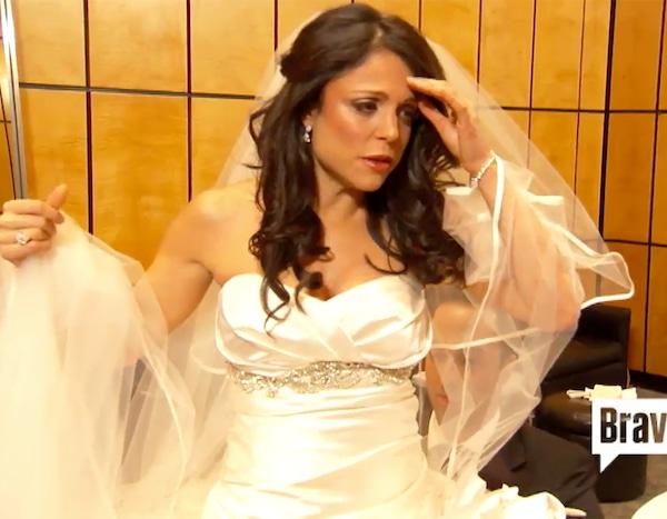 Bethenny Frankel Jason Hoppy From Famous Wedding Day Blunders E News
