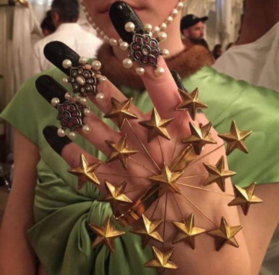 Nail Art Gucci