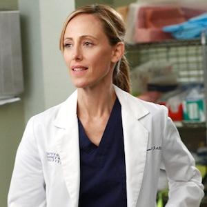 Kim Raver, Grey's Anatomy