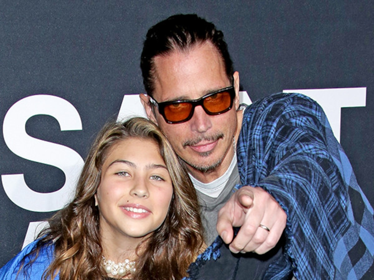 Chris Cornell's Daughter Debuts Their Prince Duet in Heartfelt Father's Day Tribute