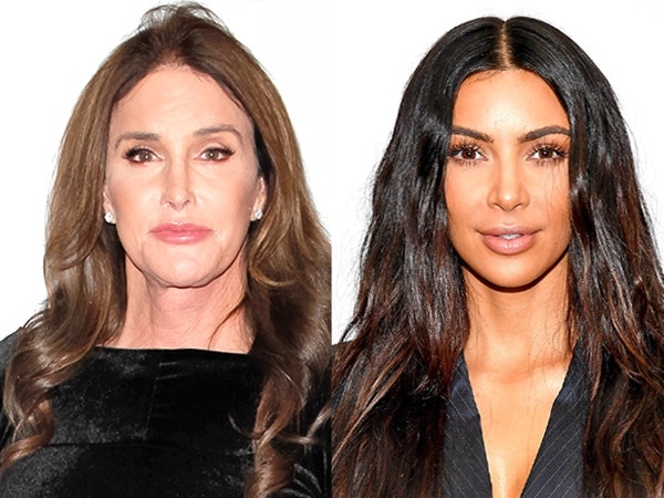Kim Kardashian Denies Snubbing Caitlyn Jenner Over U.K. Reality TV Stint