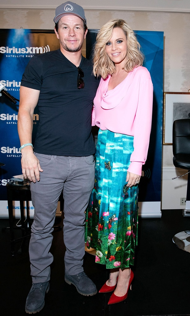 Mark Wahlberg  Jenny Mccarthy From The Big Picture Today -1330