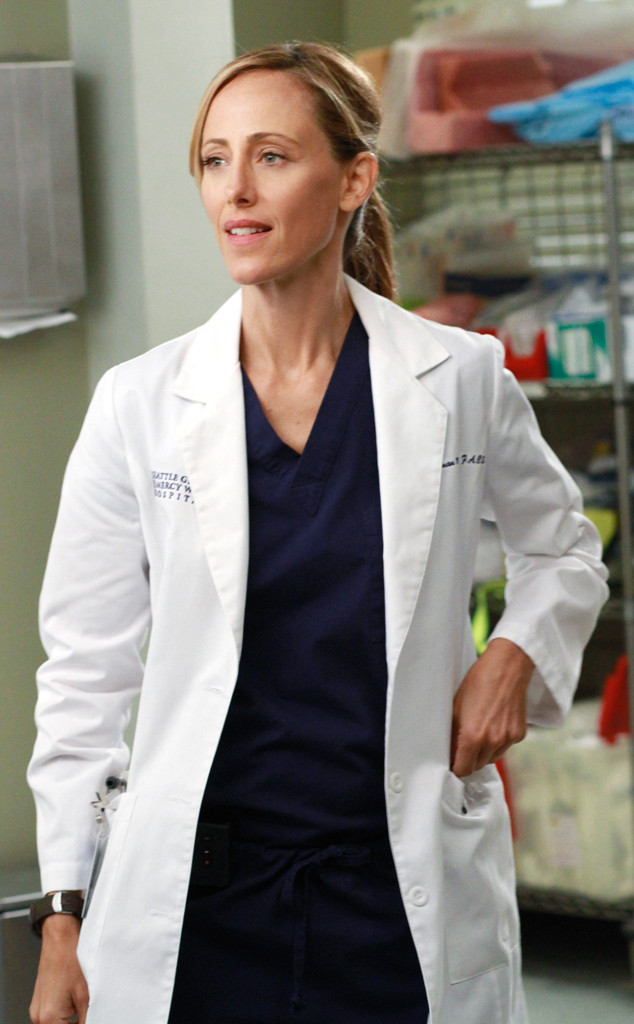 Kim Raver, Grey's Anatomy