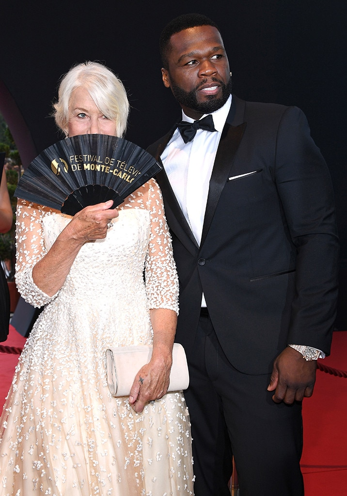 Who is 50 cent dating now 2019