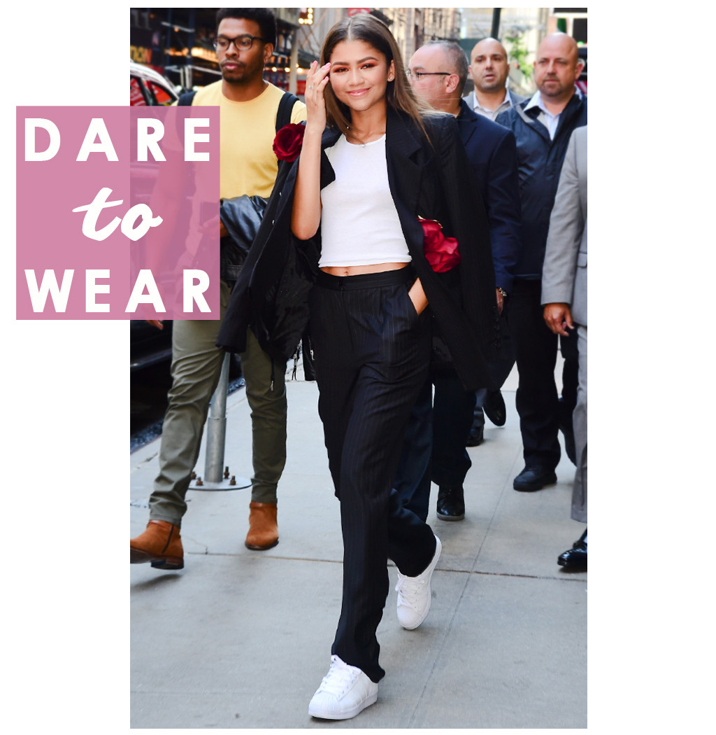 ESC: Dare to Wear, Zendaya