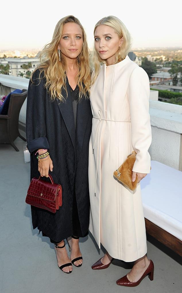 Mary-Kate Olsen, Ashley Olsen, Elizabeth and James