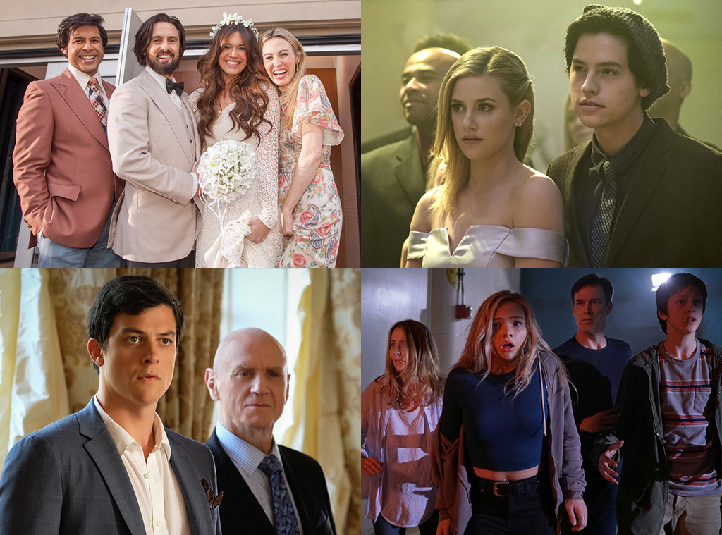 New Shows, This Is Us, Dynasty, Riverdale, The Gifted