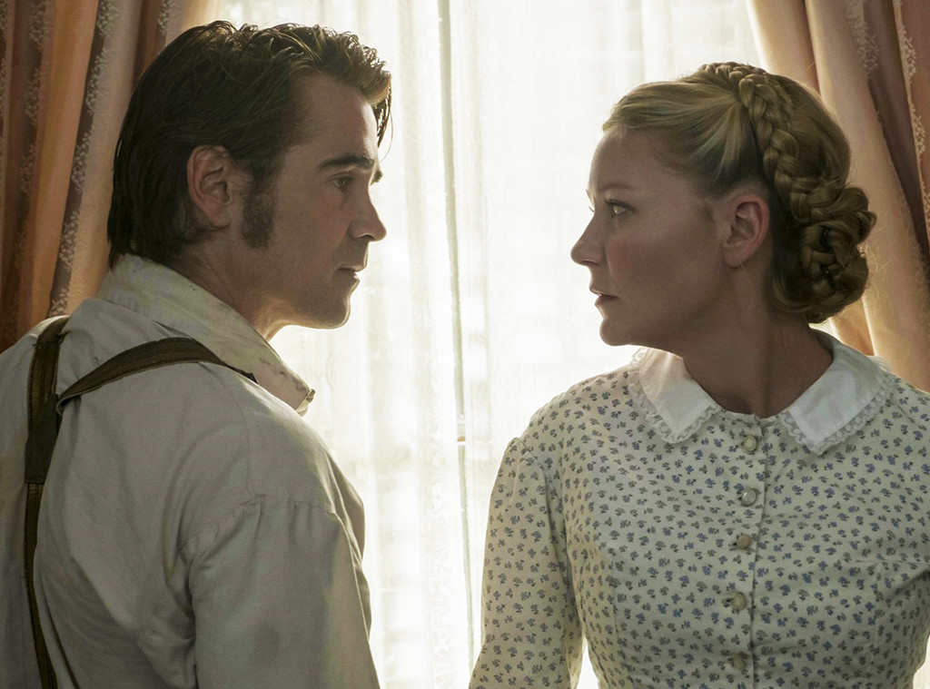 The Beguiled, Kirsten Dunst, Colin Farrell