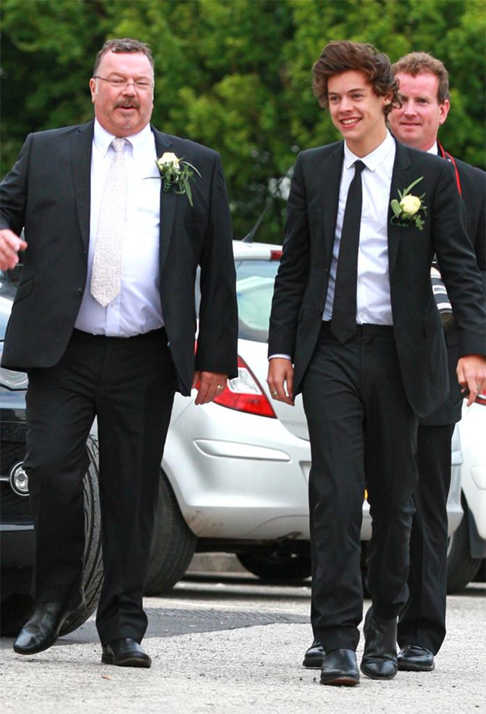 Harry Styles, Robin Twist