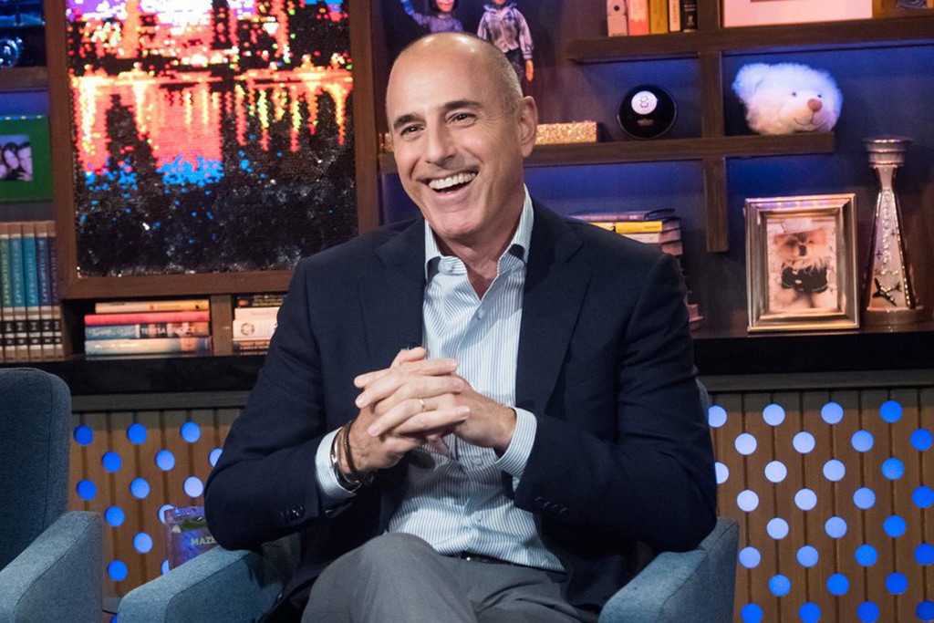 Matt Lauer, Watch What Happens Live With Andy Cohen