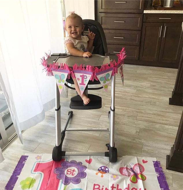 Audrina Patridge, Daughter, Kirra, Birthday